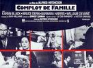 Family Plot - French Movie Poster (xs thumbnail)