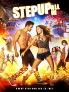 Step Up: All In - DVD cover (xs thumbnail)