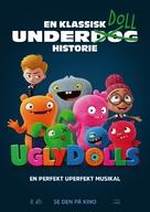 UglyDolls - Norwegian Movie Poster (xs thumbnail)
