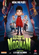 ParaNorman - French Movie Poster (xs thumbnail)