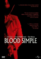 Blood Simple - DVD movie cover (xs thumbnail)