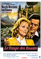 Amanti - French Movie Poster (xs thumbnail)