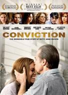 Conviction - DVD movie cover (xs thumbnail)