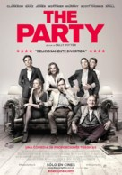 The Party - Argentinian Movie Poster (xs thumbnail)