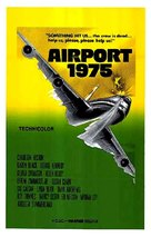Airport 1975 - South African Movie Poster (xs thumbnail)
