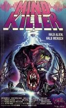 Mindkiller - German VHS movie cover (xs thumbnail)