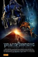 Transformers: Revenge of the Fallen - Australian Movie Poster (xs thumbnail)
