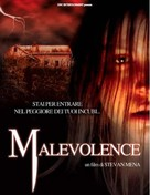 Malevolence - Italian poster (xs thumbnail)