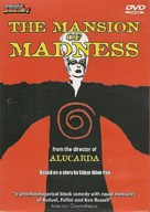 The Mansion of Madness - DVD cover (xs thumbnail)