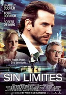 Limitless - Argentinian Movie Poster (xs thumbnail)