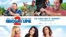 Grown Ups 2 - Norwegian Movie Poster (xs thumbnail)