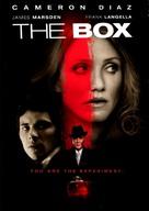 The Box - DVD movie cover (xs thumbnail)