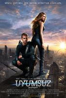 Divergent - Turkish Movie Poster (xs thumbnail)