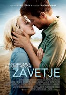 Safe Haven - Slovenian Movie Poster (xs thumbnail)