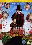 Charlie and the Chocolate Factory - British DVD cover (xs thumbnail)