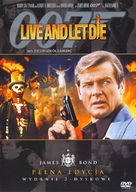 Live And Let Die - Polish Movie Cover (xs thumbnail)