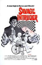 Savage Intruder - Movie Poster (xs thumbnail)