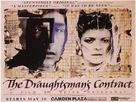 The Draughtsman's Contract - British Movie Poster (xs thumbnail)