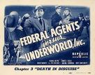 Federal Agents vs. Underworld, Inc. - Movie Poster (xs thumbnail)