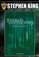 """""""Nightmares and Dreamscapes: From the Stories of Stephen King"""" - Spanish Movie Cover (xs thumbnail)"""