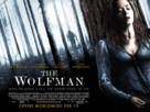 The Wolfman - British Movie Poster (xs thumbnail)