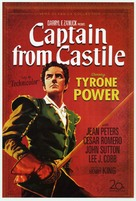 Captain from Castile - DVD movie cover (xs thumbnail)