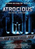 Atrocious - British Movie Poster (xs thumbnail)