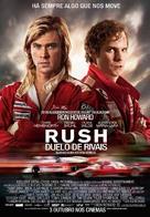 Rush - Portuguese Movie Poster (xs thumbnail)