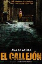 El Callejón - Spanish Movie Poster (xs thumbnail)