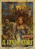 Il vendicatore - Italian Movie Poster (xs thumbnail)