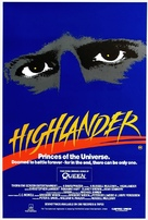 Highlander - Australian Movie Poster (xs thumbnail)