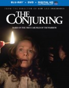 The Conjuring - Blu-Ray movie cover (xs thumbnail)
