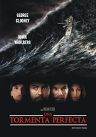 The Perfect Storm - Argentinian DVD movie cover (xs thumbnail)