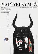 Little Big Man - Czech Movie Poster (xs thumbnail)