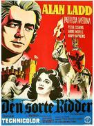The Black Knight - Danish Movie Poster (xs thumbnail)