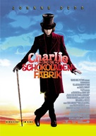 Charlie and the Chocolate Factory - German Movie Poster (xs thumbnail)