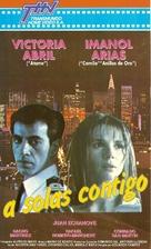 A solas contigo - Argentinian Movie Cover (xs thumbnail)