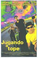 Play It To The Bone - Spanish Movie Poster (xs thumbnail)