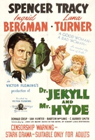 Dr. Jekyll and Mr. Hyde - Australian Movie Poster (xs thumbnail)