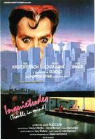 Trouble in Mind - Spanish Movie Poster (xs thumbnail)