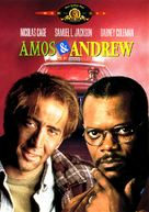 Amos And Andrew - DVD cover (xs thumbnail)