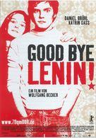 Good Bye Lenin! - German Movie Poster (xs thumbnail)