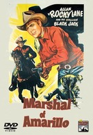 Marshal of Amarillo - DVD movie cover (xs thumbnail)