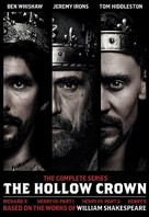 """The Hollow Crown"" - DVD cover (xs thumbnail)"