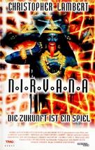 Nirvana - German VHS cover (xs thumbnail)
