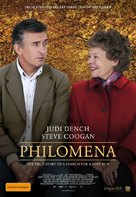 Philomena - Australian Movie Poster (xs thumbnail)