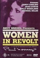 Women in Revolt - Australian DVD cover (xs thumbnail)