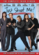 """Just Shoot Me!"" - DVD cover (xs thumbnail)"