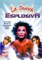 Weird Science - Italian DVD movie cover (xs thumbnail)