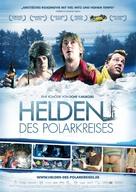Napapiirin sankarit - German Movie Poster (xs thumbnail)